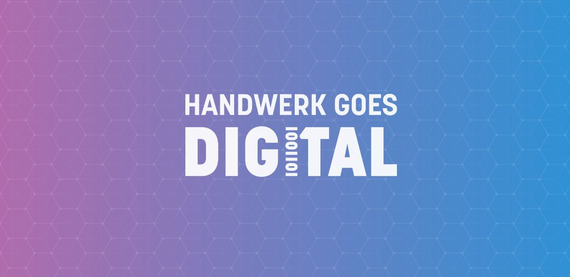 Handwerk goes digital